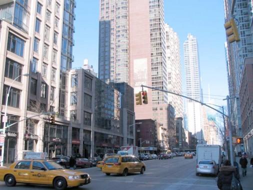 Berto à New York pour le projet Design-Apart