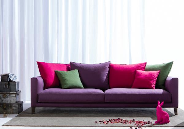Canapé Moderne en lin Ciak