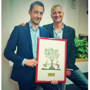 DIVANOXMANAGUA GAGNE Sodalitas Award 2014
