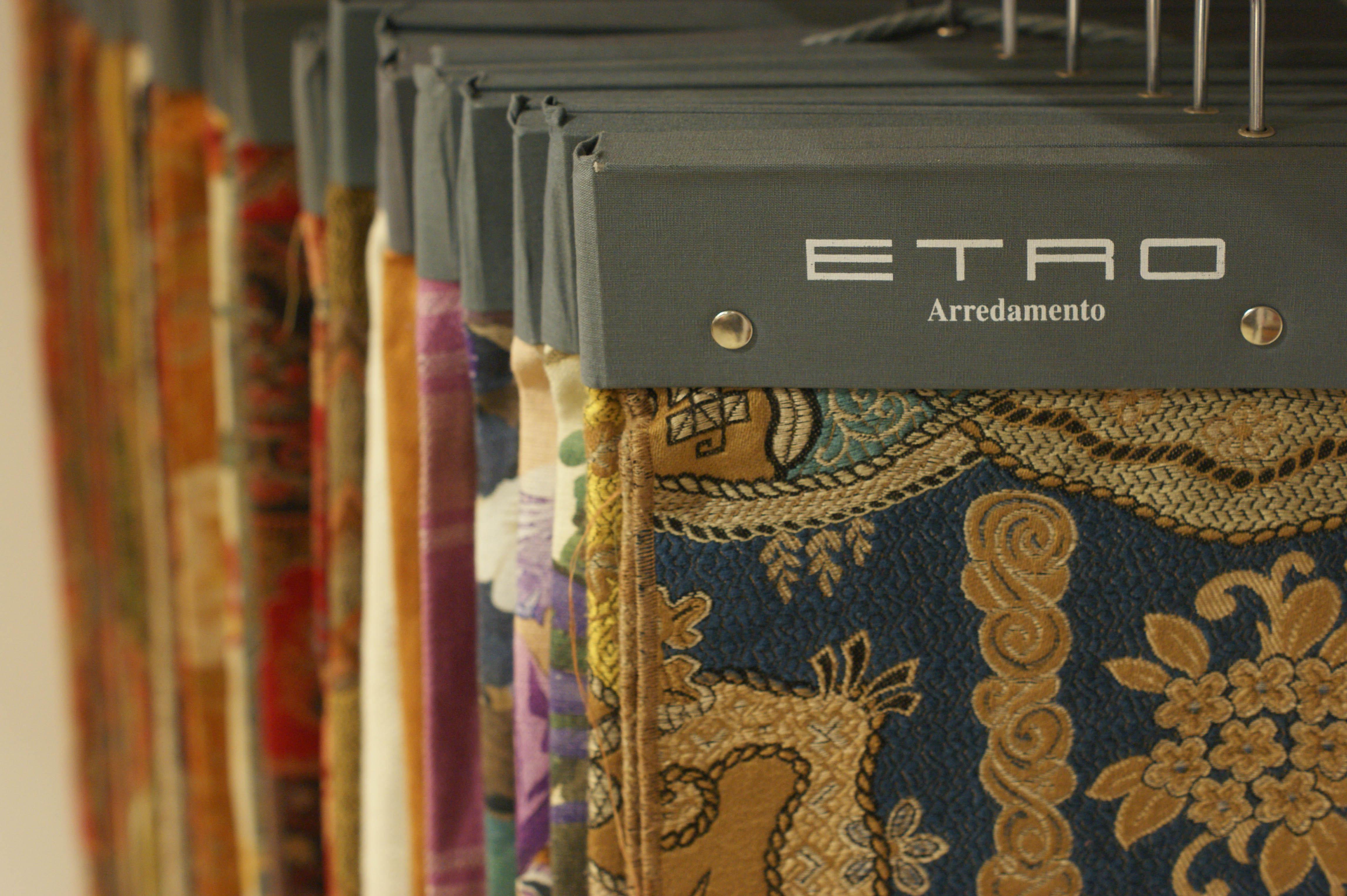 Collection textile Etro