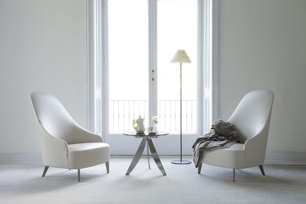 nouveau fauteuil Vanessa design by BertO