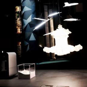 Berto Industria tessile alla xxi triennale milano new craft
