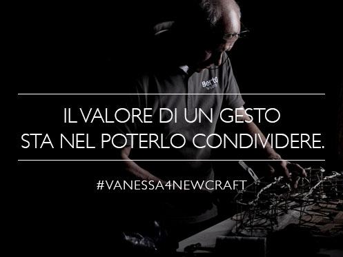 vanessa4newcraft el valor de un gesto