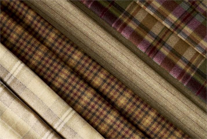 rivestimento lana sanderson plaid