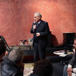 Presidente Giovanni Barzaghi bertolive