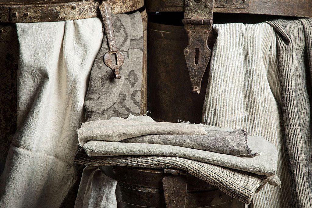 Rideaux et revêtements pour canapés collection textile LaMadrid BertO