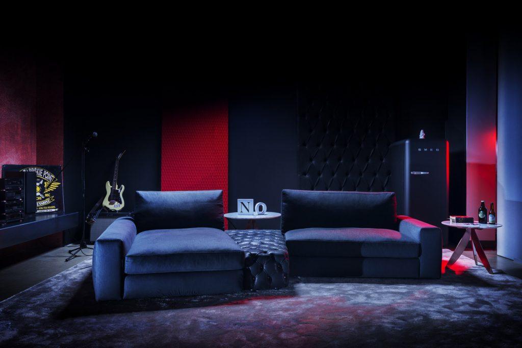 sofa de denim joey collecion bertolive