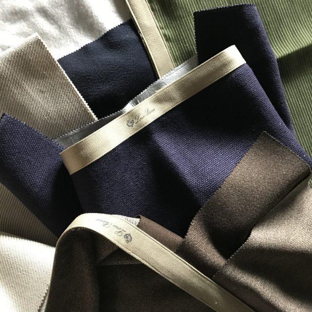 Collezione tessile BertO: Loro Piana Interiors