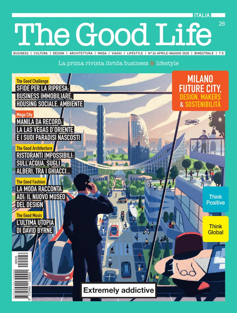 The Good Life April 2020