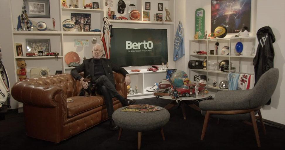 Guido Bagatta dédie une vidéo au Made in Meda de BertO