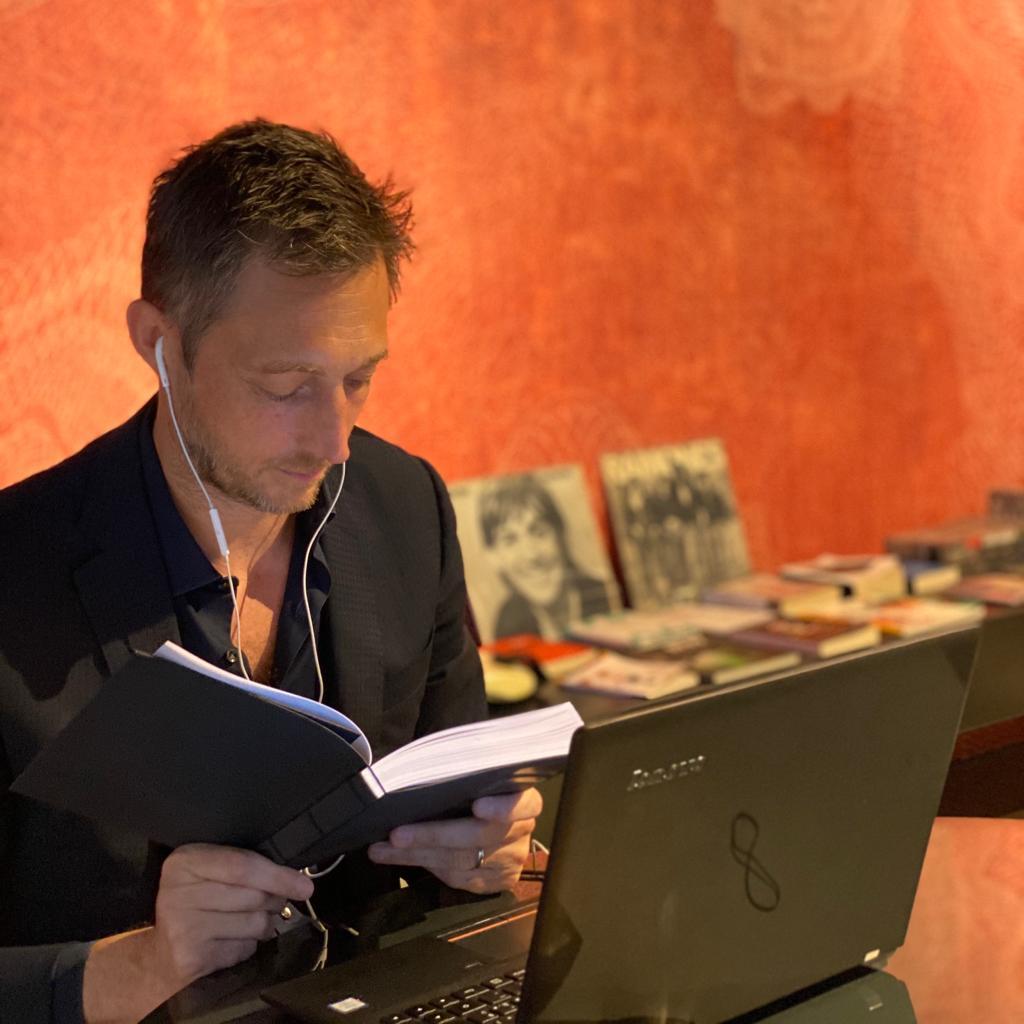 Filippo BertO responsabilité d'entrepreneur