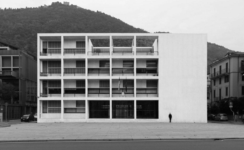 Giuseppe Terragni Le sens de Meda pour le Design à la base du rationalisme italien