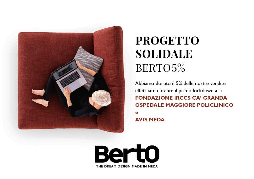Projet de solidarité BertO 5%