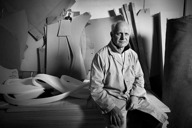 Flavio Cairoli artisan tapissier BertO