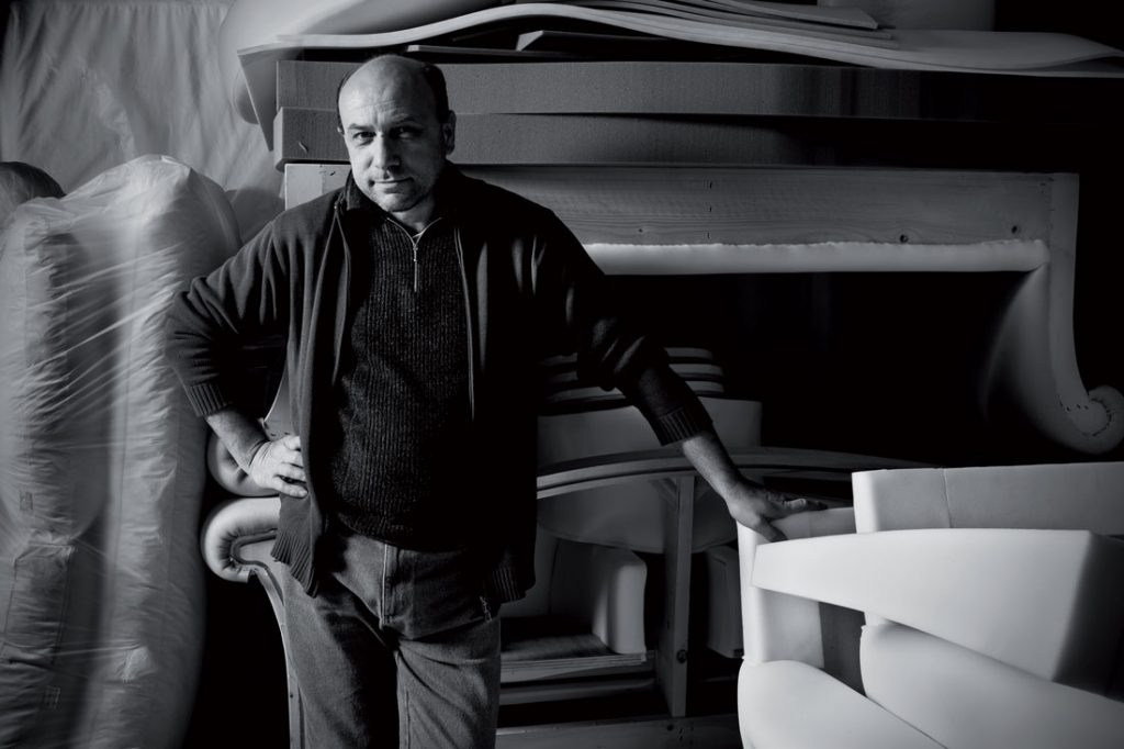 Maîtres tapissiers BertO Pierluigi Pauletto