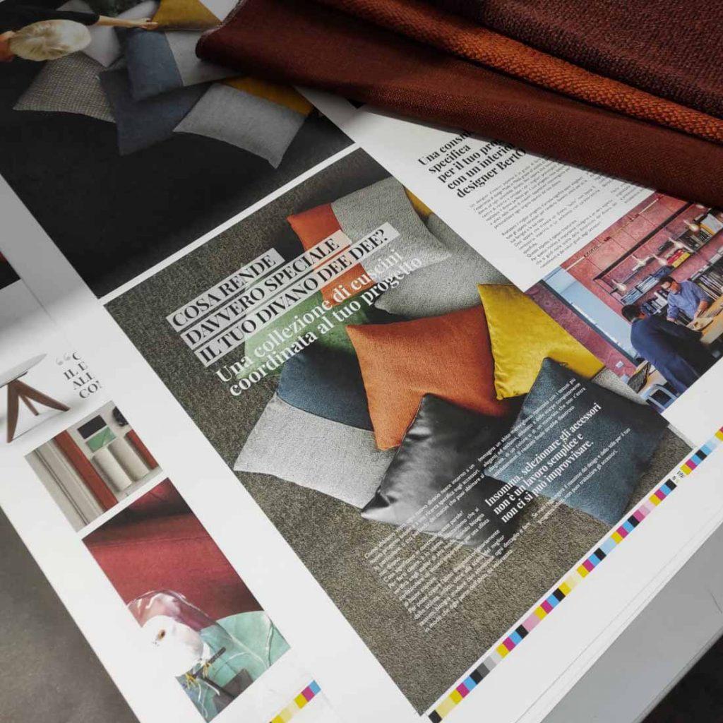 BertoBillboard est né - le magazine officiel de BertO the Dream Design Made in Meda