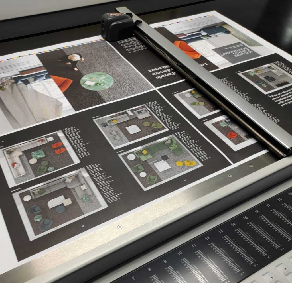 BertoBillboard, le magazine officiel de BertO the Dream Design Made in Meda est sous presse.