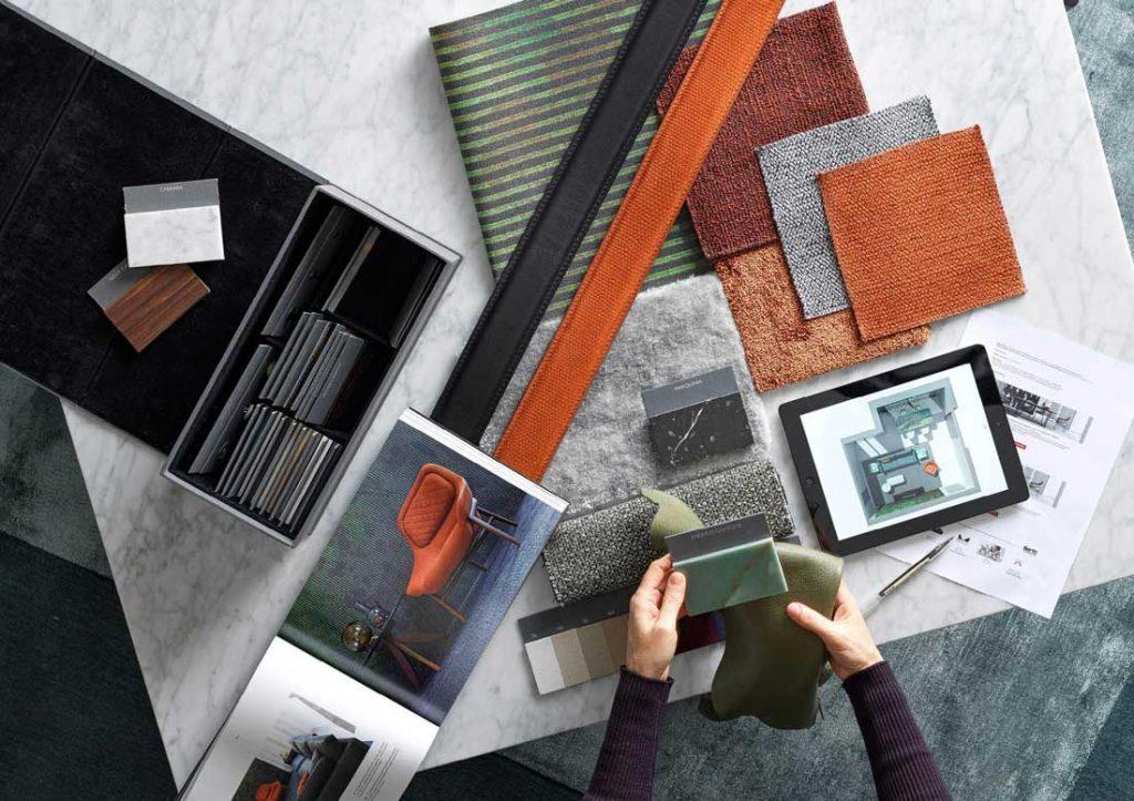 Demandez votre consultation d'ameublement exclusive avec les architectes d'intérieur BertO