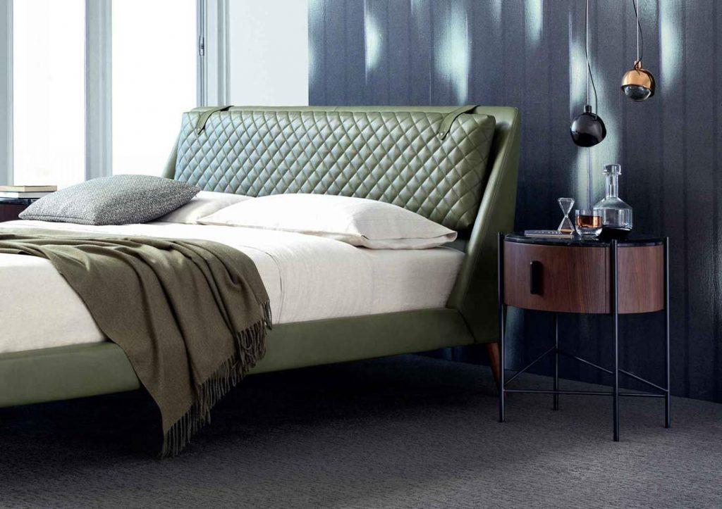 Chambre à coucher design BertO