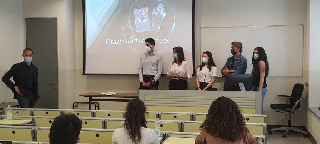 Hackathon BertO: workshop avec les étudiants de l'Università Cattolica del Sacro Cuore